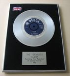 TORNADOS - TELSTAR PLATINUM single presentation Disc